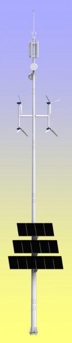 Telecom tower 7